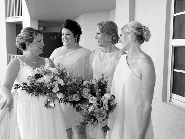 Scott and Kelli's Wedding in Fort Myers Beach, Florida 34