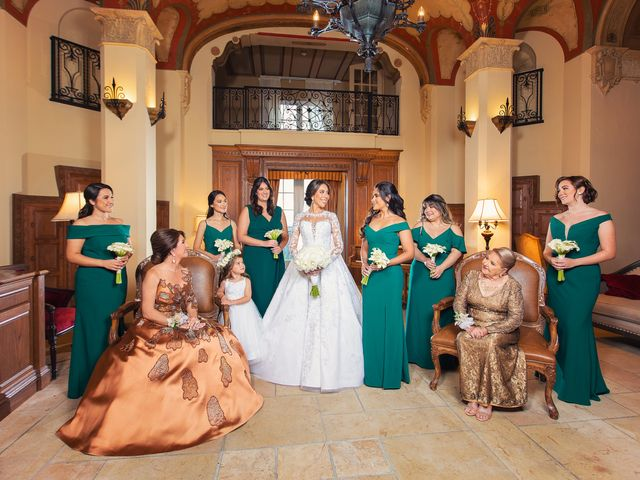 Andrew and Natalie's Wedding in Coral Gables, Florida 5