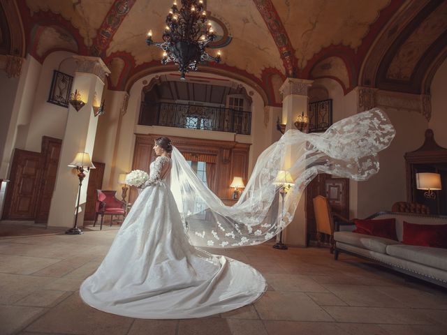 Andrew and Natalie's Wedding in Coral Gables, Florida 9