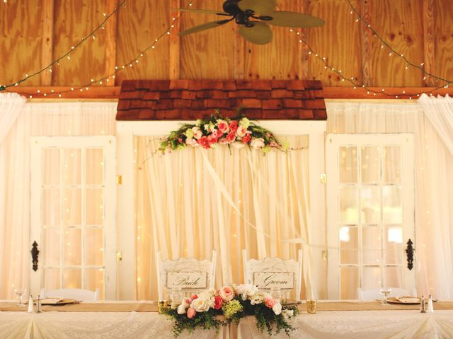 Katelyn and Tyler's Wedding in Dover, Florida 41