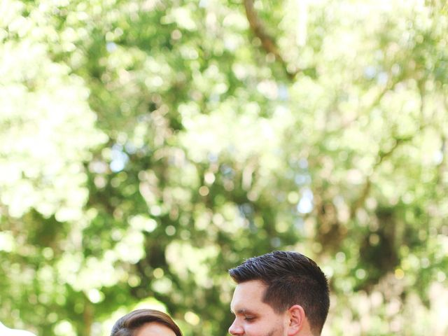 Katelyn and Tyler's Wedding in Dover, Florida 18