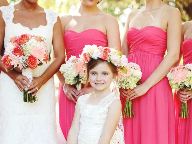 Katelyn and Tyler's Wedding in Dover, Florida 11