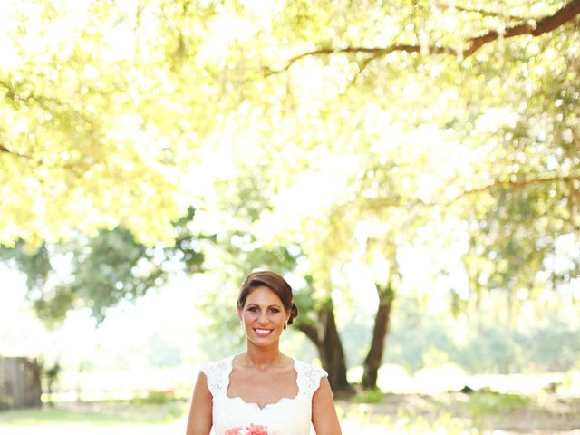 Katelyn and Tyler's Wedding in Dover, Florida 6