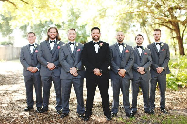 Katelyn and Tyler's Wedding in Dover, Florida 13