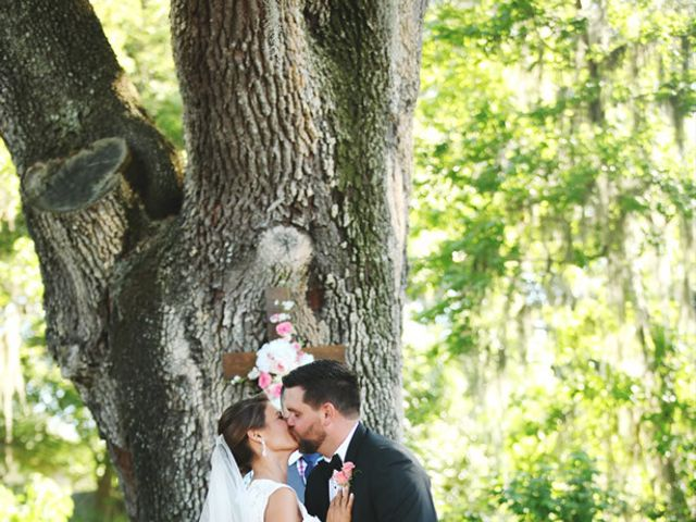 Katelyn and Tyler's Wedding in Dover, Florida 30