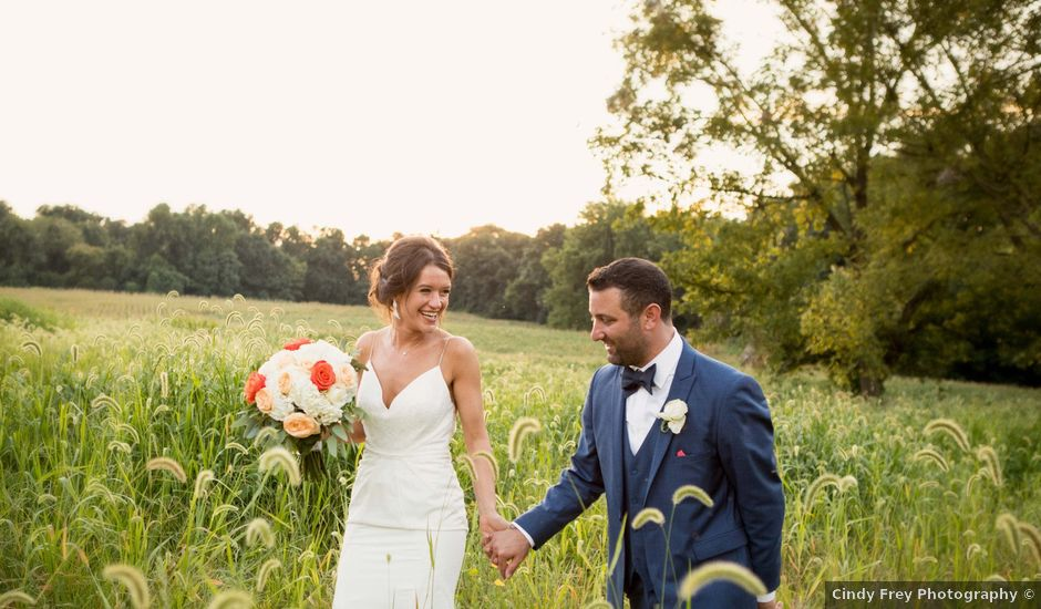 Andrew and Allison's Wedding in Lancaster, Pennsylvania