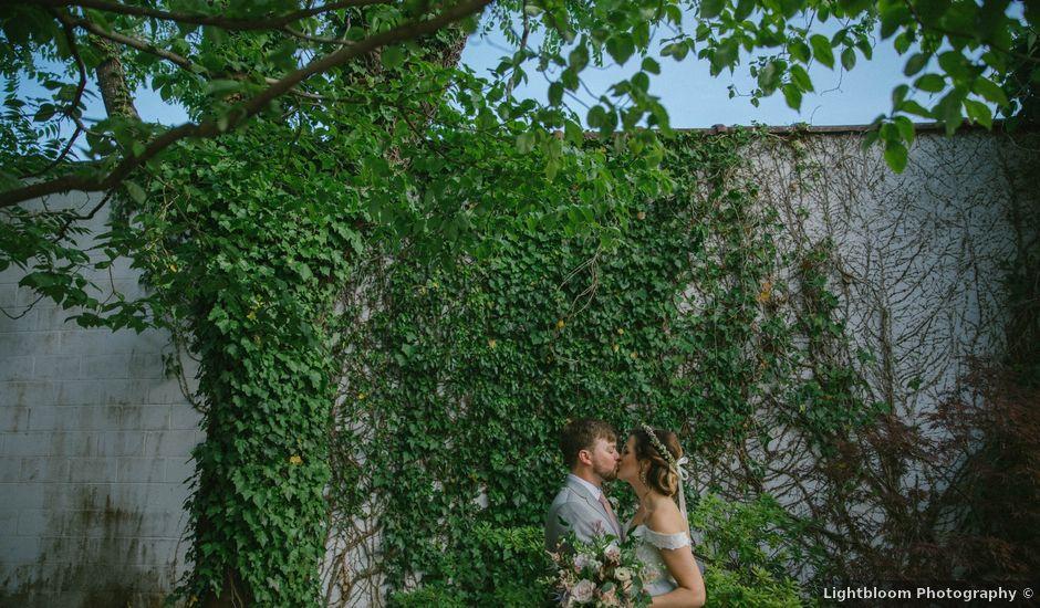 Drew and Jenni's Wedding in Wilmington, North Carolina
