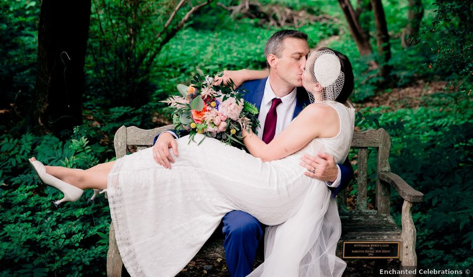 Edward and Amy's Wedding in Hamilton Township, New Jersey
