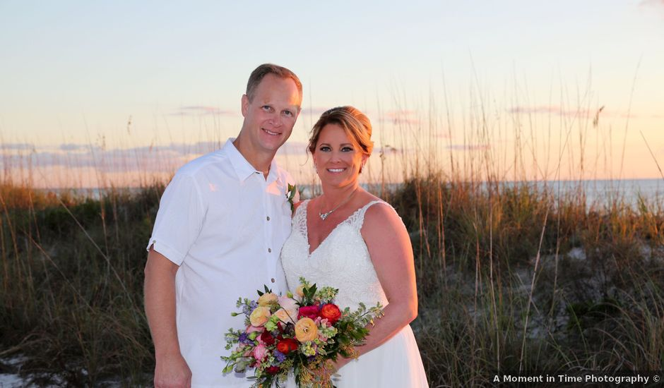 Scott and Kelli's Wedding in Fort Myers Beach, Florida