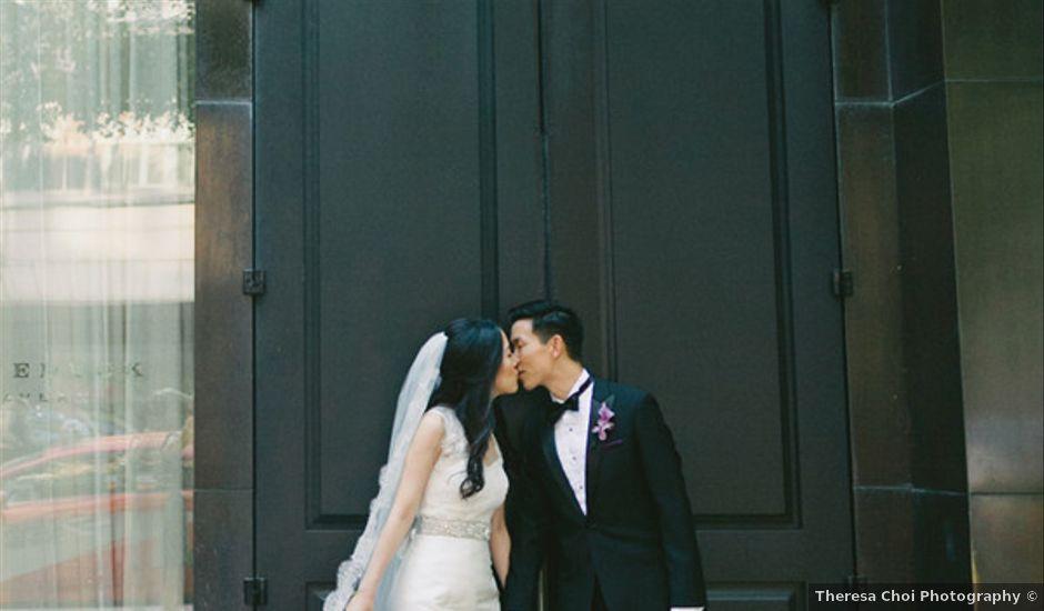 Vicki and Sheng's Wedding in Washington, District of Columbia