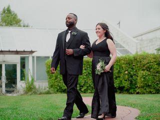 The wedding of Amanda and Nicholas 3