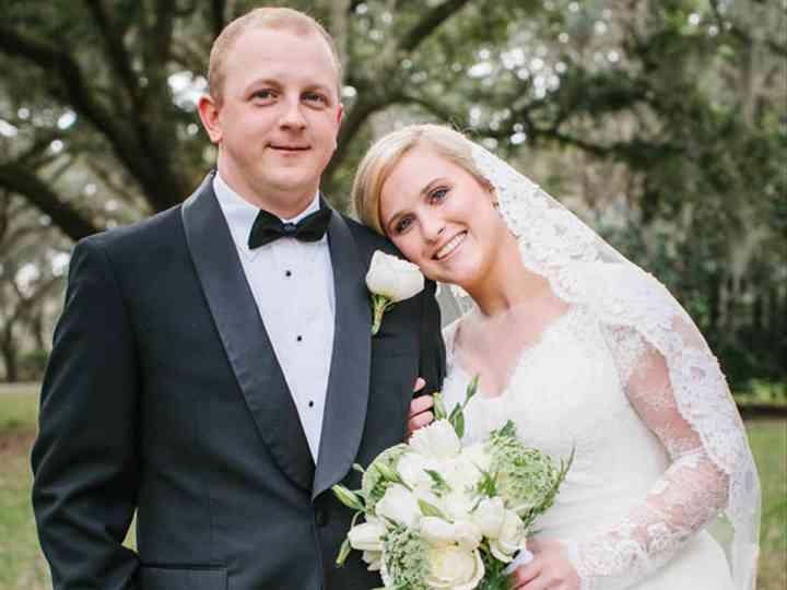 The wedding of Andrew and Elizabeth