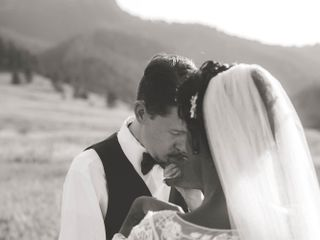 Josh and Laura's Wedding in Boulder, Colorado 5