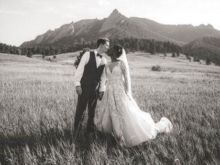 Josh and Laura's Wedding in Boulder, Colorado 3