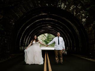 Matthew and Devon's Wedding in Gatlinburg, Tennessee 3