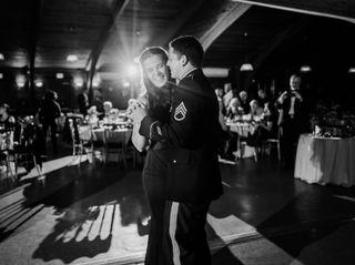 The wedding of Josh and Elena 1