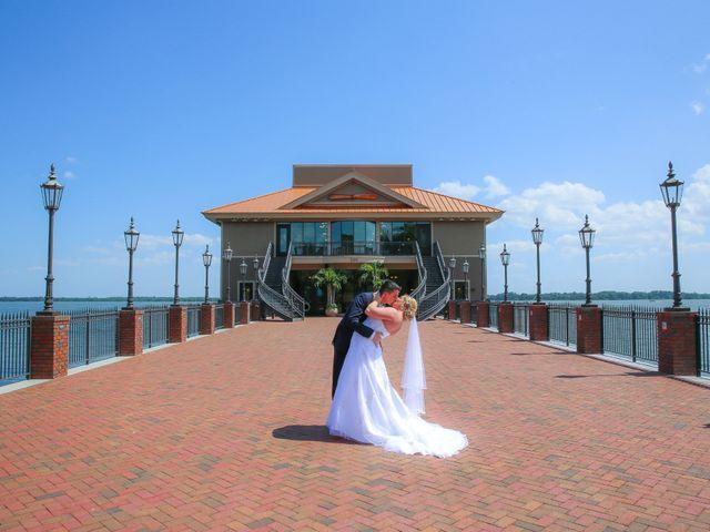 Matthew and Ashten's Wedding in Tavares, Florida 1