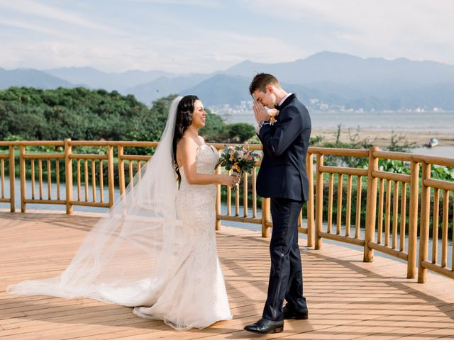 The wedding of Mark and Maria
