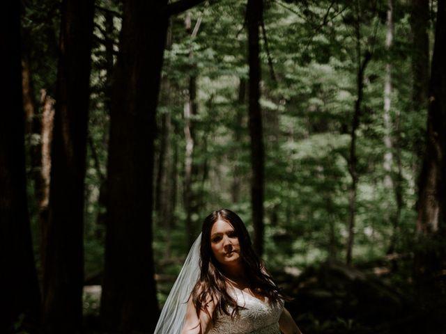 Matthew and Devon's Wedding in Gatlinburg, Tennessee 1
