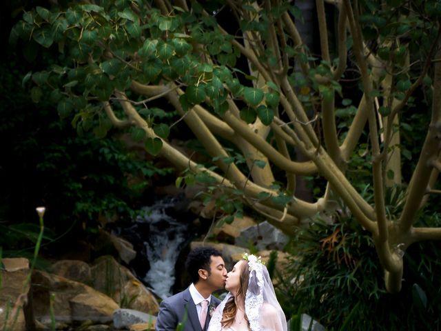 Robert and Janine's Wedding in Fallbrook, California 1