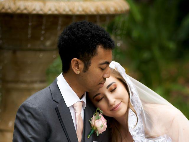 Robert and Janine's Wedding in Fallbrook, California 2