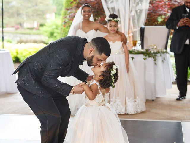 Alex and Kiyota's Wedding in East Windsor, Connecticut 5