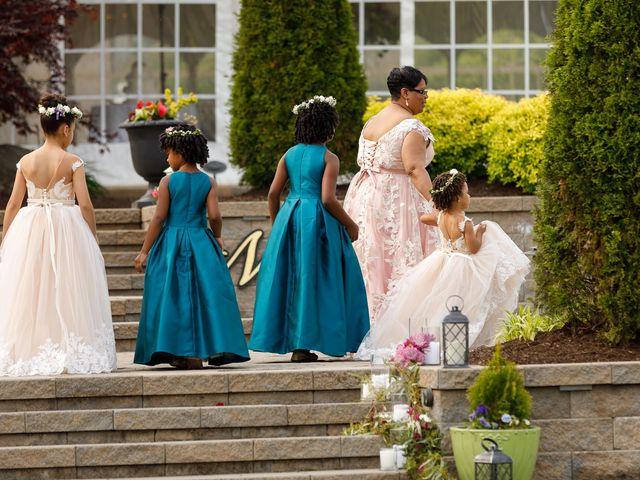 Alex and Kiyota's Wedding in East Windsor, Connecticut 10