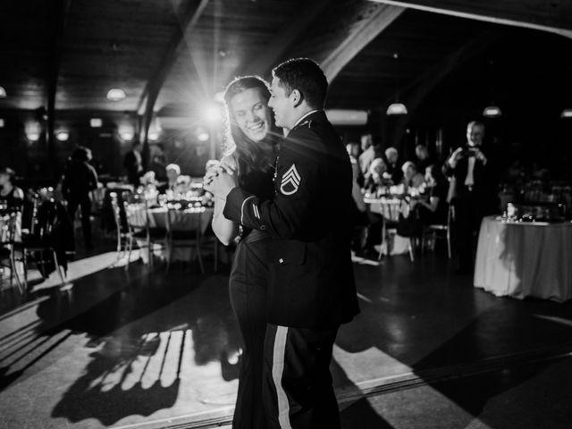 Elena and Josh's Wedding in West Point, New York 2