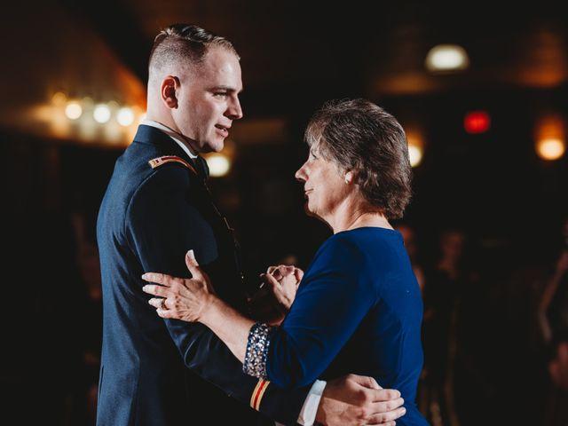 Elena and Josh's Wedding in West Point, New York 9