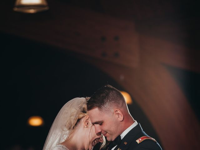 Elena and Josh's Wedding in West Point, New York 10