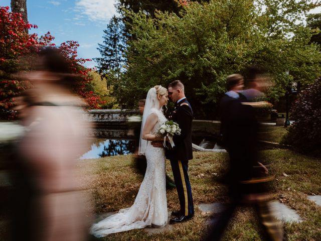 Elena and Josh's Wedding in West Point, New York 1