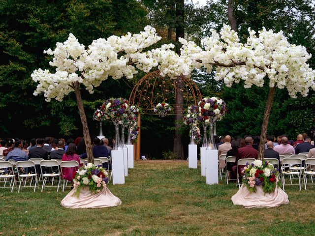 Andre and Leena's Wedding in Stafford, Virginia 7