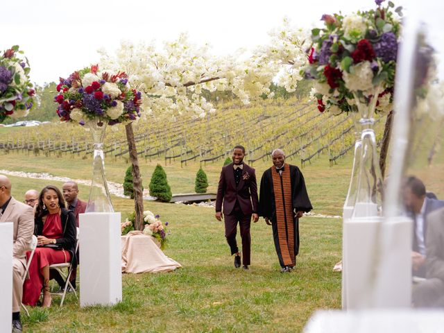 Andre and Leena's Wedding in Stafford, Virginia 9