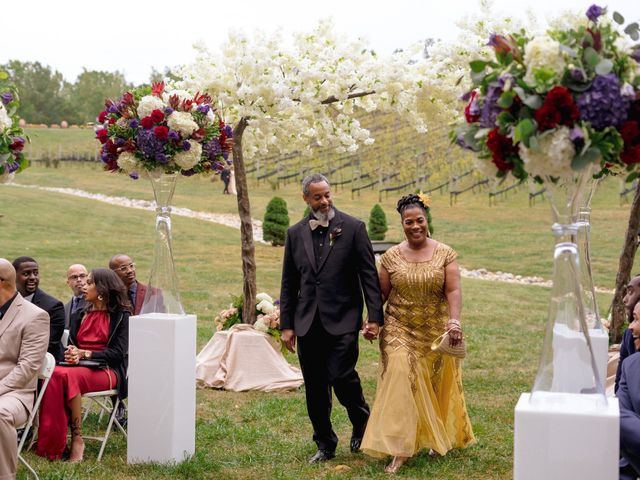 Andre and Leena's Wedding in Stafford, Virginia 10