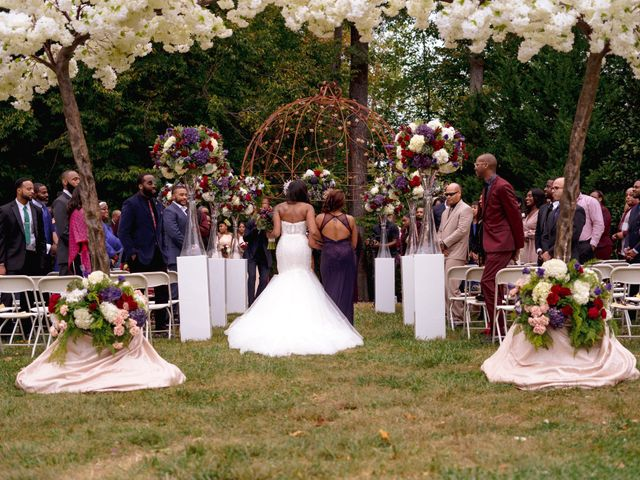Andre and Leena's Wedding in Stafford, Virginia 14