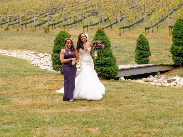Andre and Leena's Wedding in Stafford, Virginia 40