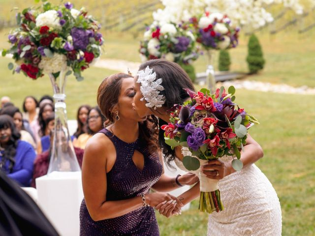 Andre and Leena's Wedding in Stafford, Virginia 42