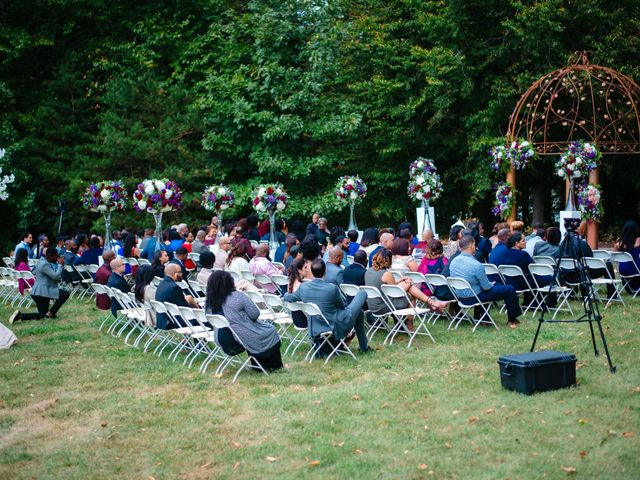 Andre and Leena's Wedding in Stafford, Virginia 63