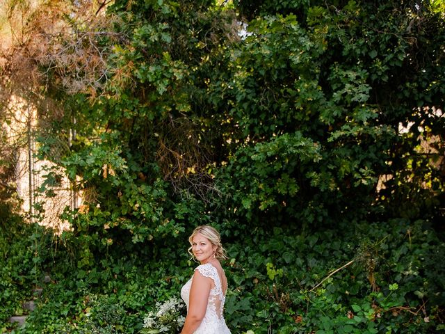 Christopher and Angela's Wedding in Bass Lake, California 6