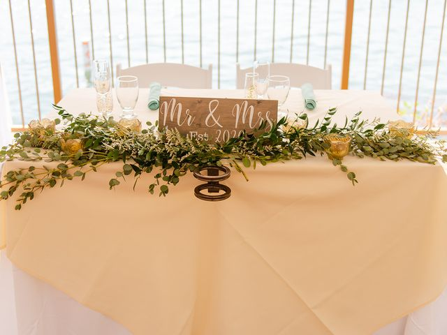 Christopher and Angela's Wedding in Bass Lake, California 28