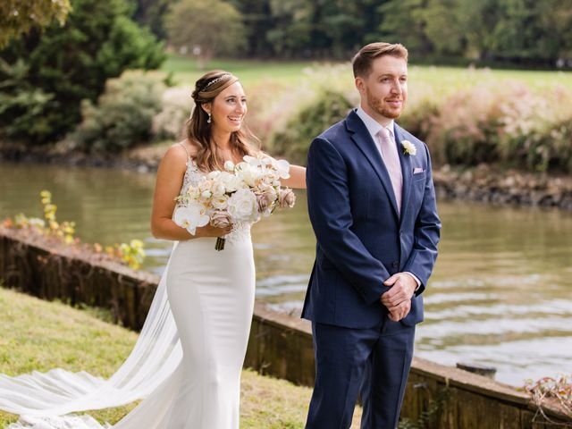 The wedding of Brooke and Patrick