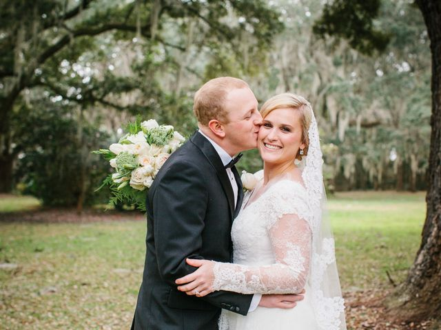 Elizabeth and Andrew's Wedding in Charleston, South Carolina 1