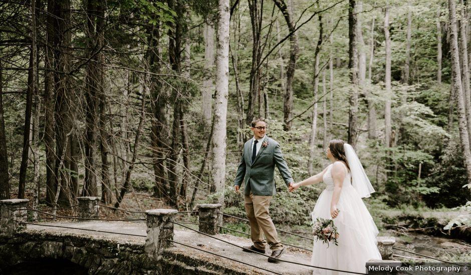 Matthew and Devon's Wedding in Gatlinburg, Tennessee