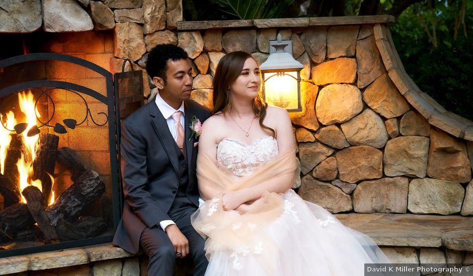 Robert and Janine's Wedding in Fallbrook, California