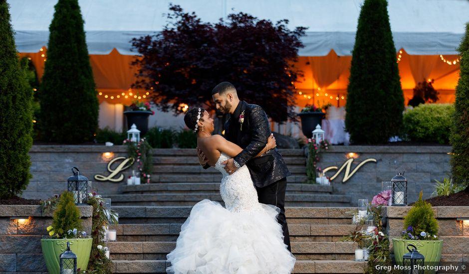 Alex and Kiyota's Wedding in East Windsor, Connecticut