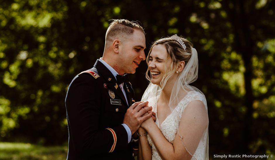 Elena and Josh's Wedding in West Point, New York