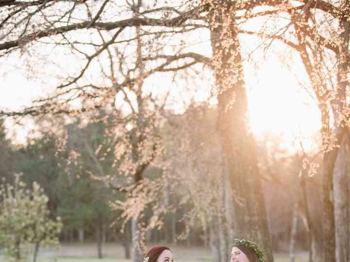 The wedding of Jenna and Madison