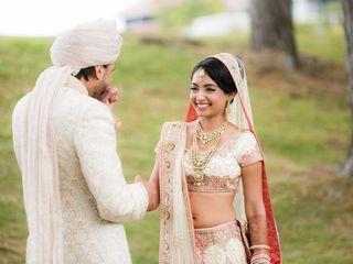 Kiran and Ajay's Wedding in Dana Point, California 3