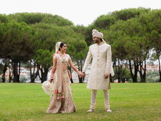 Kiran and Ajay's Wedding in Dana Point, California 6