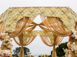 Kiran and Ajay's Wedding in Dana Point, California 9